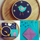 Little Bird Hoop Craft Kit