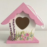 Small Birdhouse Decoration