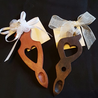 Love Spoon Wedding favour