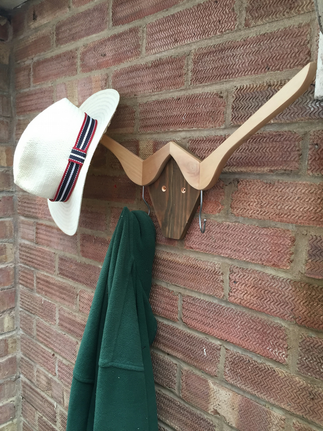 Cow Hanger Coat rack