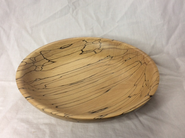 Spalted Beech Bowl - ideal gift
