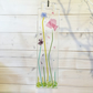 Flower hanging decoration