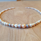 Multi-Colour Freshwater Cultured Pearl