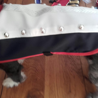 MILITARY FRENCH DOG COAT