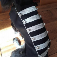 DOG COAT - DRAGOON HUSSARS