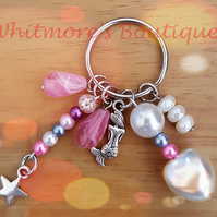 Mermaid Keyring