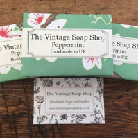 Peppermint soap 100g