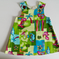 18- 24 mths, Dinosaur, Summer dress, A line dress, pinafore, animals, Dress,