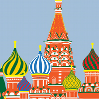 St Basil's Cathedral Print
