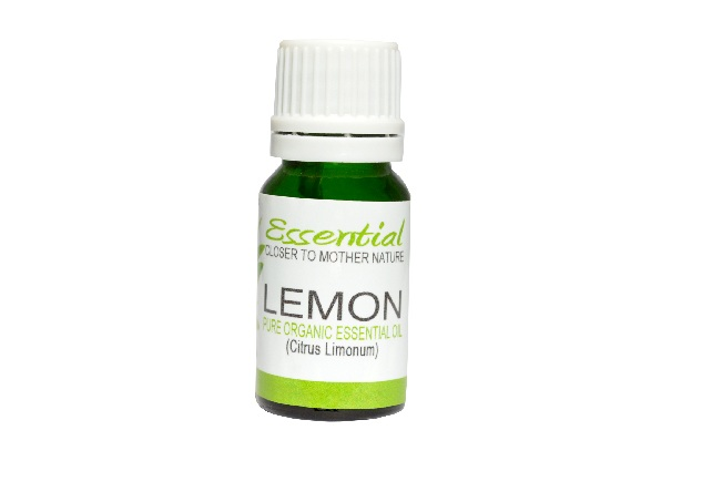Lemon Essential Oil (Organic) Pure by Mother Nature's Goodies