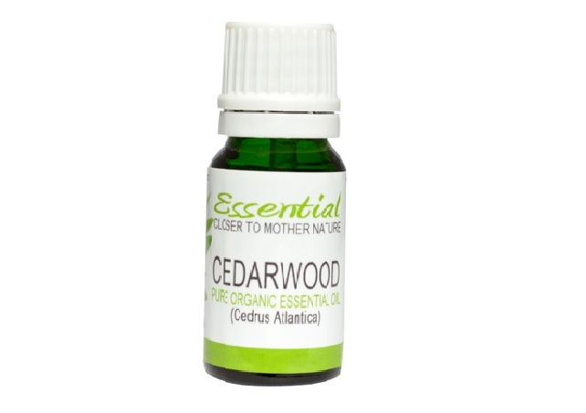 Cedarwood Essential Oil (Organic) Pure by Mother Nature's Goodies