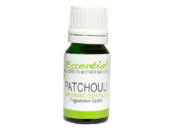 Patchouli Essential Oil (Organic) Pure by Mother Nature's Goodies