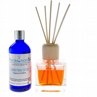 Reed Diffuser  & Christmas Spice Diffuser Oil Blend 100ML