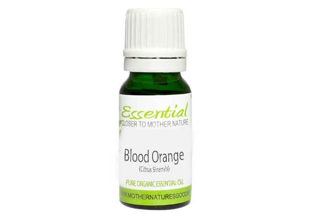 Blood Orange Essential Oil (Organic) Pure by Mother Nature's Goodies