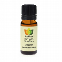 Oriental Essential Oil Blend Pure 10 ml Aromatherapy Synergy