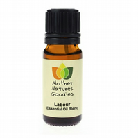 Labour Essential Oil Blend Pure & Natural 10ml Aromatherapy Synergy Oil