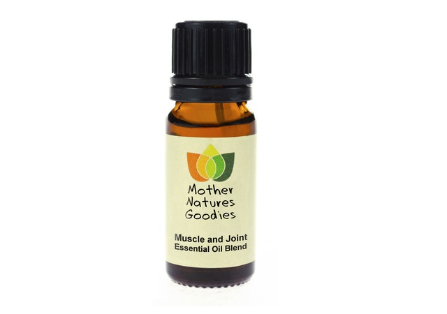 Muscle & Joint essential Oil Blend Pure 10ml Aromatherapy Synergy Oil