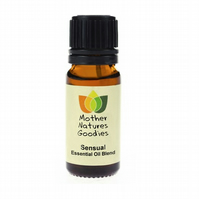 Sensual Essential Oil Blend   ( For Both) Pure & Natural 10ml Aromatherapy