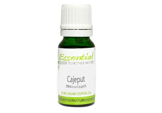 Organic Cajeput Essential Oil (Organic) Pure by Mother Nature's Goodies