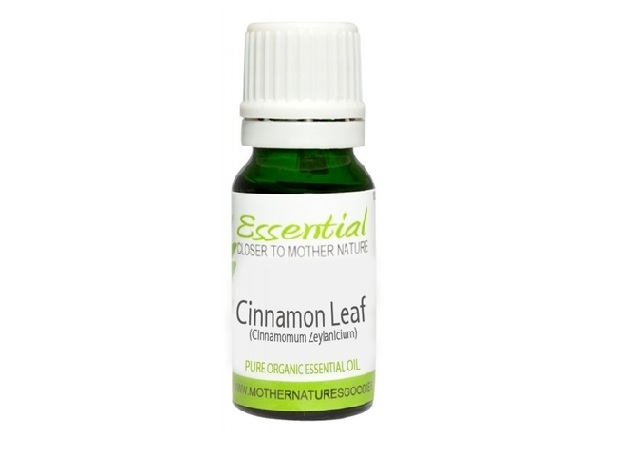 Cinnamon Essential Oil (Organic) Pure by Mother Nature's Goodies