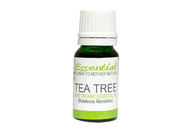 Tea Tree Essential Oil (Organic) Pure by Mother Nature's Goodies