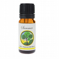 Four Seasons Summer Essential Oil Blend Pure & Natural 10ml Aromatherapy Oil