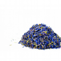 Dried Cornflowers for Soap Decoration 20 g