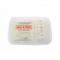 Aloe Vera Melt and Pour Soap Base