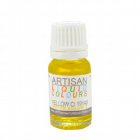 YELLOW Colour CI 19140 Yellow for Soaps, Creams and Candles
