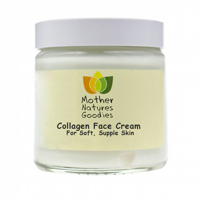 Collagen Face Cream for Soft & Supple Skin