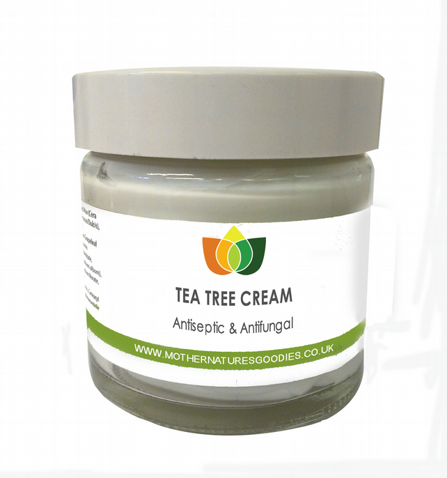 Tea Tree Cream  Antiseptic & Anti fungal 100ml