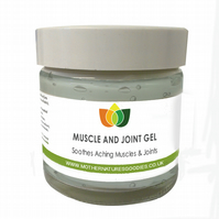 Muscle and Joint Gel to Soothe Aching Joints.100 ml