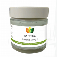 Tea Tree Gel Anti-Fungal Antiseptic Anti-Viral