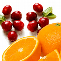 Cranberry and Orange  Fragrance Oil 10 ml for Diffusers, Candles,  & Soap 10ml