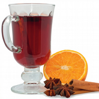 Mulled Wine Fragrance Oil 10 ml for Diffusers, Candles, Pot Pourri  & Soap
