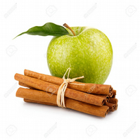 Cinnamon Apple Fragrance Oil 10 ml for Diffusers, Candles, Pot Pourri  & Soapi