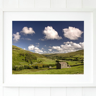 Swaledale Landscape - Yorkshire Landscape - Fine art Photography UK