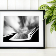 The Sage fine art photography - Newcastle upon Tyne wall art - Geordie gift idea
