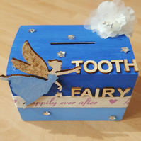 Tooth fairy money boxes