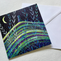 Magical Mystery Tor, blank greetings card