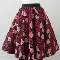 1950s Circle Skirt All Sizes