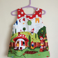 Girls Gnome Dress Age 18 months -2 years
