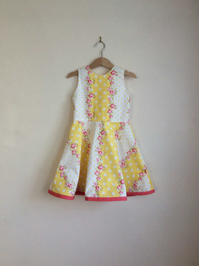 Pretty Swing Dress Age 2-3 years