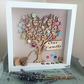 Personalised family tree- Made to order