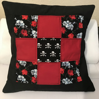 Gothic Themed cushion cover