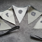 Handmade 'dream' bunting
