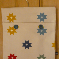 Starry hang-it-all bag