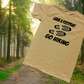Outdoor Leave a footprint 'Go Hiking' print T-shirt
