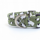 Sheep Dog Collar GREEN (XL)