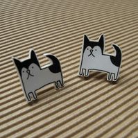chiuacat earrings